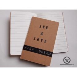 Notitieboek see & love