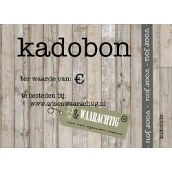 Kadobon € 35,-