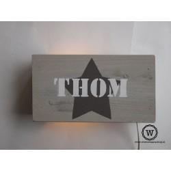 Wandlamp Thom