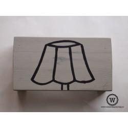 Wandlamp lampenkap
