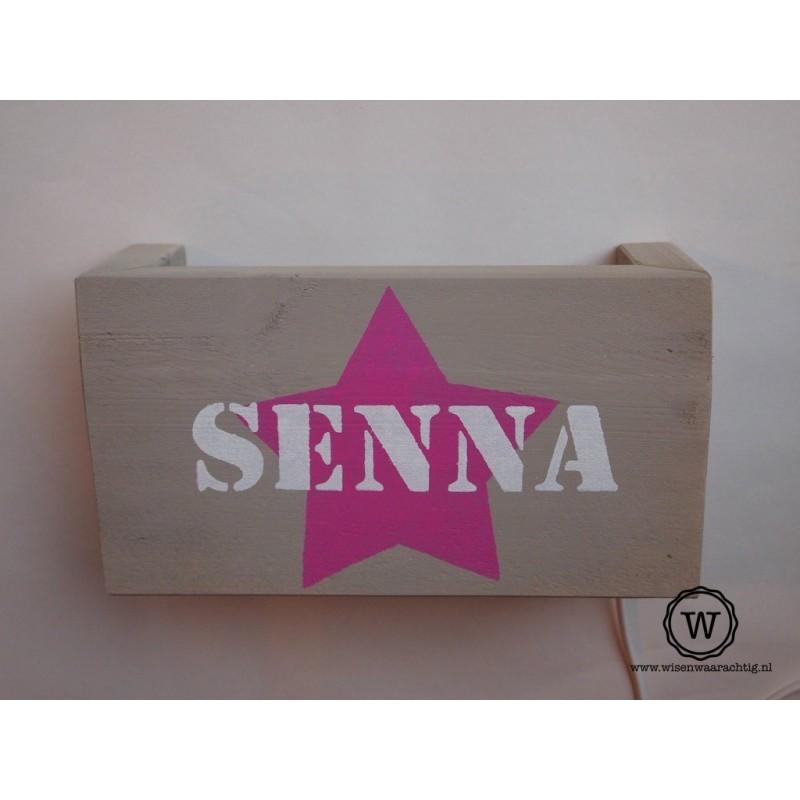 Wandlamp Senna