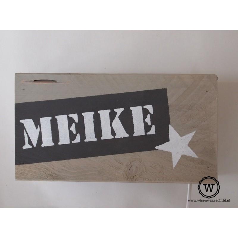Wandlamp Meike