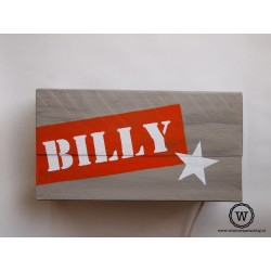 Wandlamp Billy