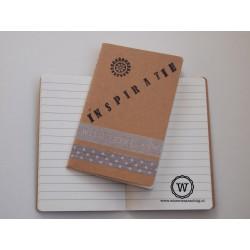 Notitieboek inspiratie