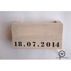 wandlamp datum