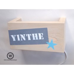 Wandlamp Yinthe