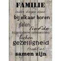 Kaart FAMILIE