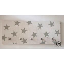 kapstok sterren