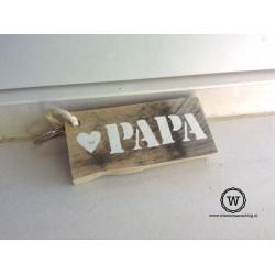 Sleutelhanger papa