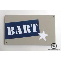 Naambord Bart