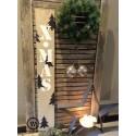 Tekstbord kerstmis