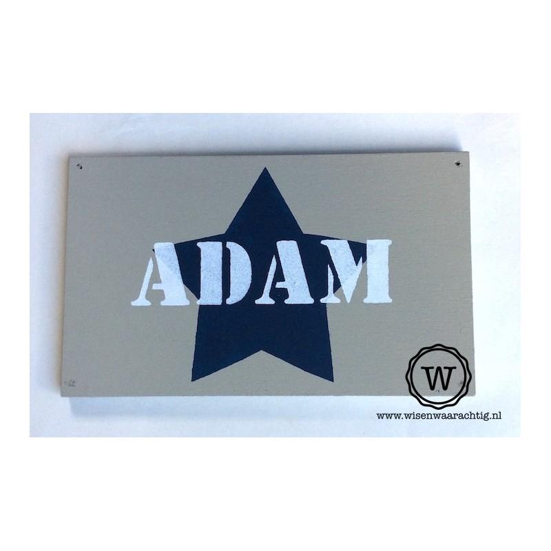 Naambord Adam