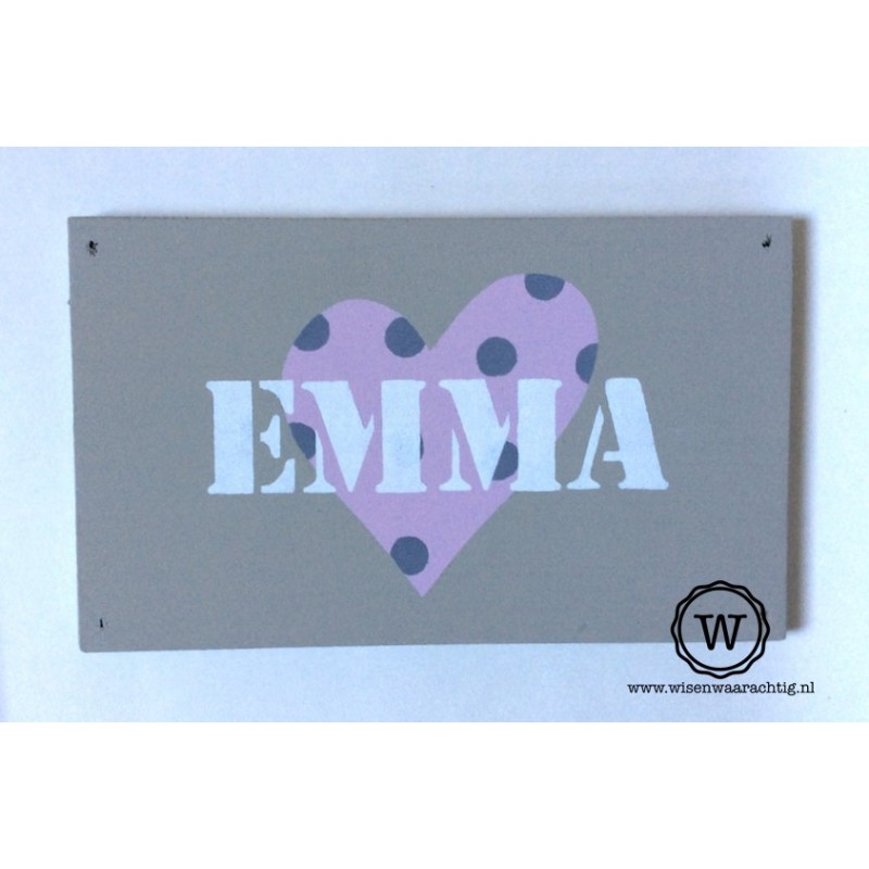 Naambord Emma